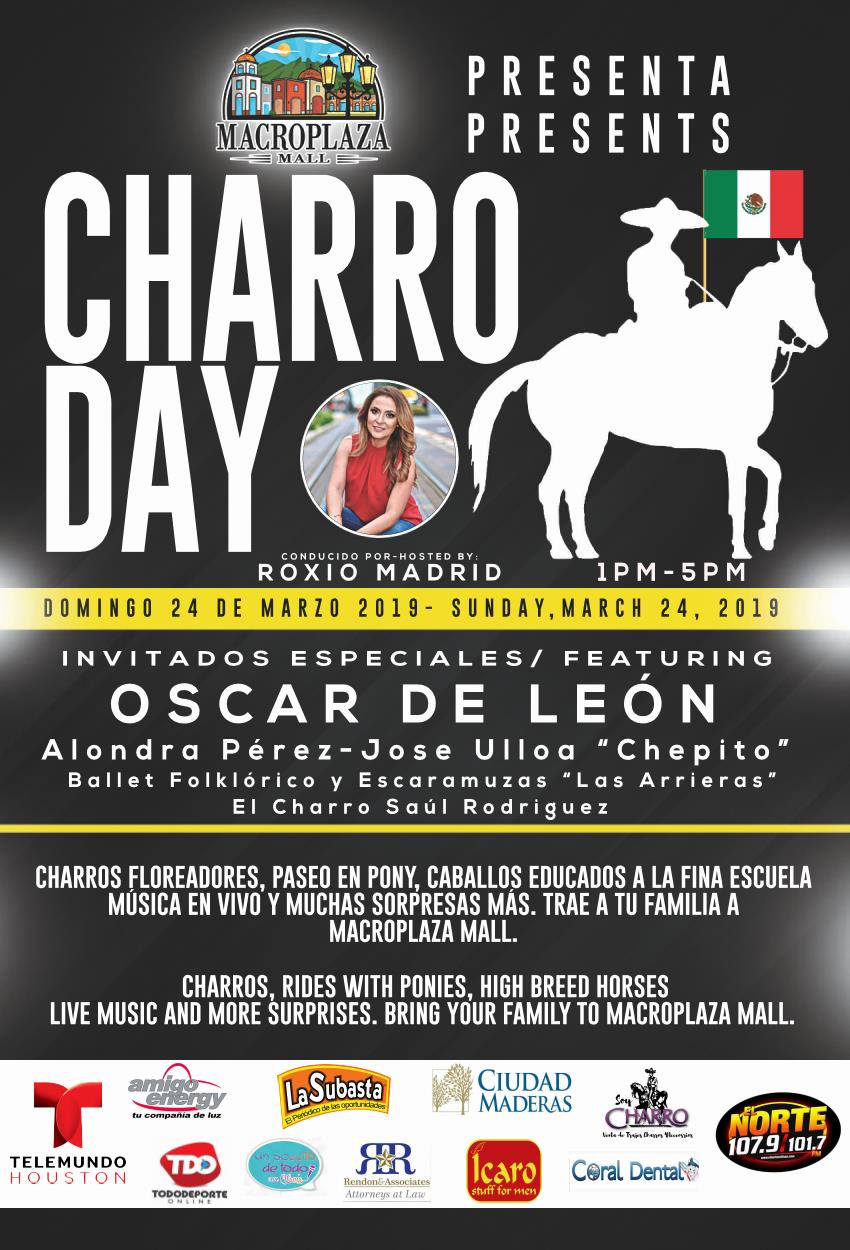 Charro Day @ Macroplaza Mall
