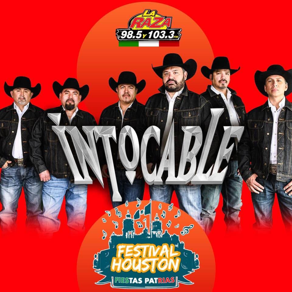 Festival Houston Fiestas Patrias La Raza 98.5