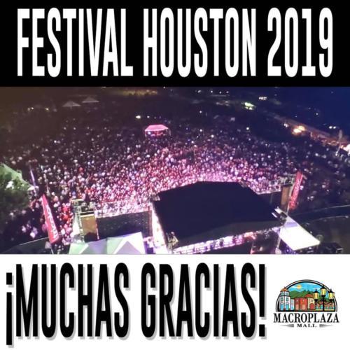 Gracias Houston